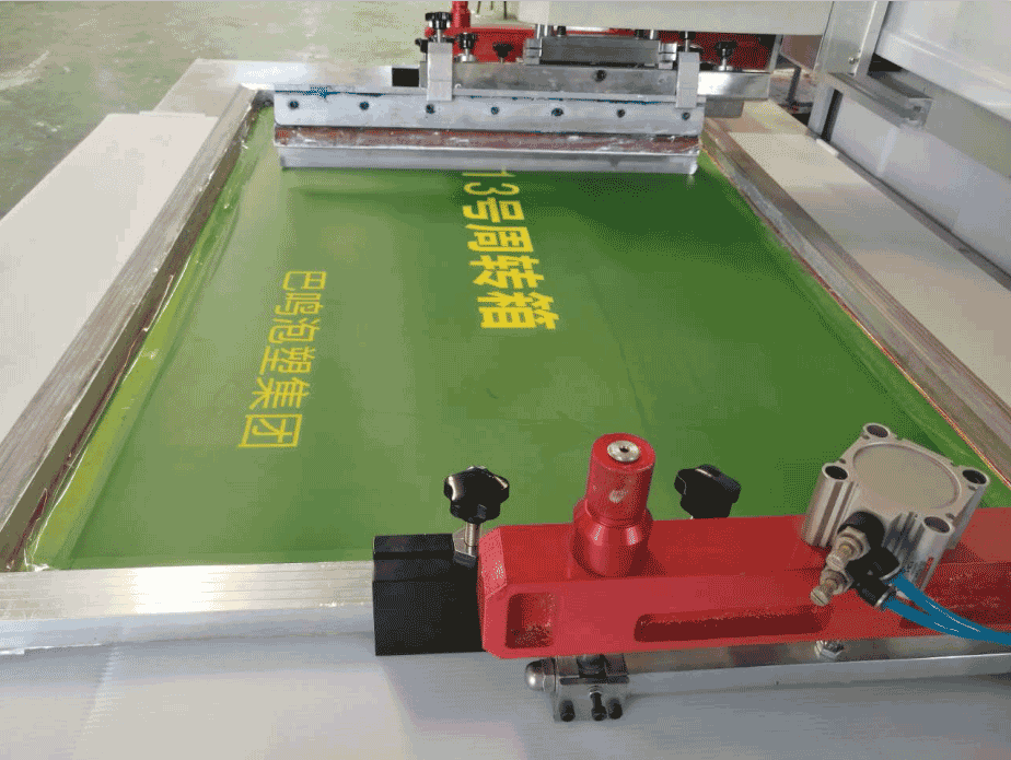中空板厂家-汇源塑胶新式印刷机