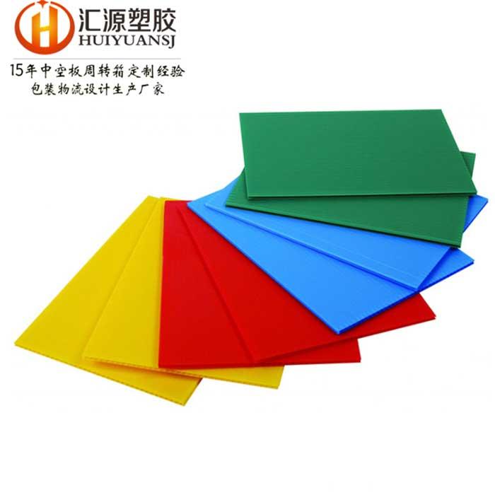 中空板和密度板做挂画背板哪个好用?汇源塑胶