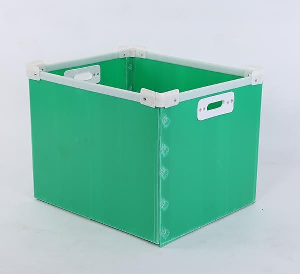 折叠中空板周转箱