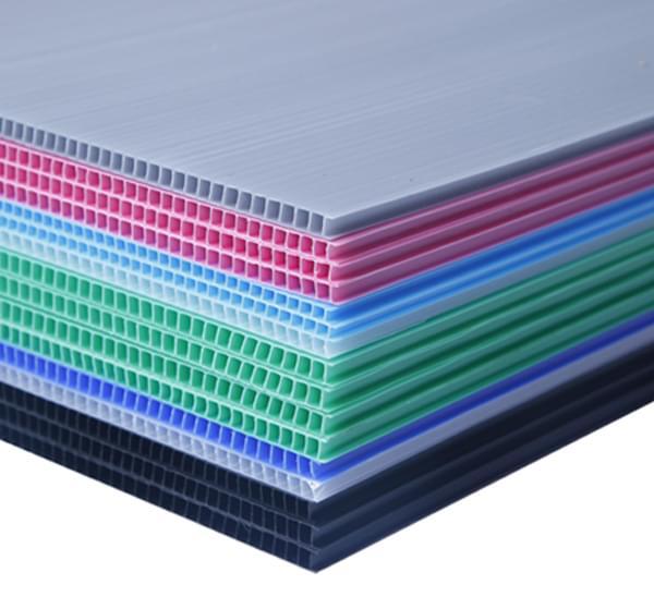 塑料中空板2-12mm