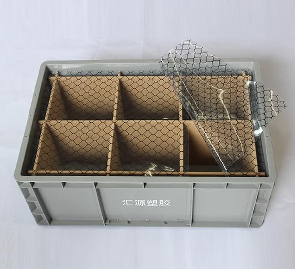 汇源塑料箱+内包材