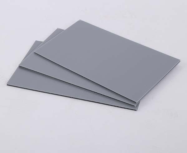 灰色中空板
