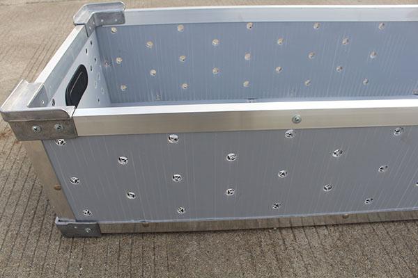 厚板中空板周转箱