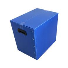 钙塑板周转箱
