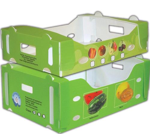 中空板水果箱